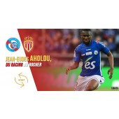 Maillot Extérieur AS Monaco Jean-Eudes AHOLOU