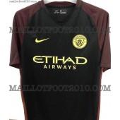 Maillot Extérieur Manchester City noir