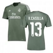 Maillot Extérieur Real Madrid K. Casilla