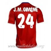 Maillot THIRD Atlético de Madrid J. M. Giménez