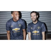 Maillot THIRD Manchester United Fred