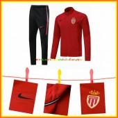 ensemble de foot AS Monaco Vestes