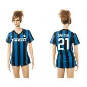 ensemble de foot Inter Milan Femme