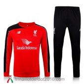 ensemble de foot Liverpool Vestes