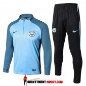 ensemble de foot Manchester City Homme