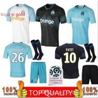 ensemble de foot Olympique de Marseille rabais