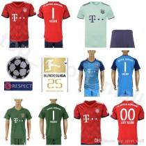 Maillot Extérieur FC Bayern München Sven Ulreich