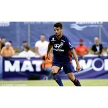 Maillot Extérieur Olympique Lyonnais Léo DUBOIS