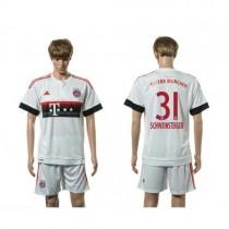 Maillot THIRD FC Bayern München vente