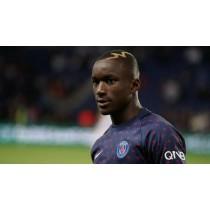 Maillot THIRD PSG Moussa DIABY