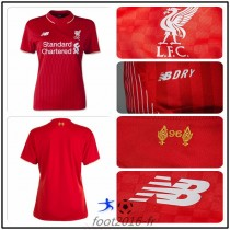 tenue de foot Liverpool Femme
