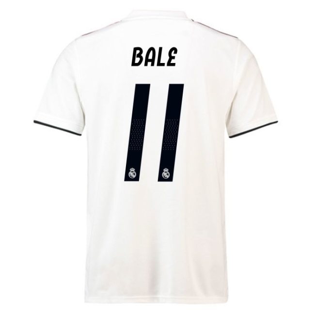Maillot Domicile Real Madrid Bale