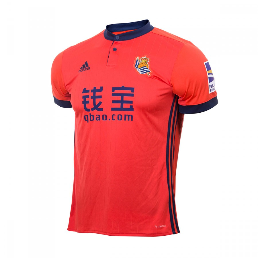 Maillot Domicile Real Sociedad Tenue de match