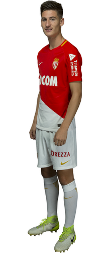 Maillot THIRD AS Monaco Julien SERRANO