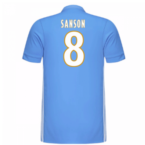 Maillot THIRD OM Morgan SANSON