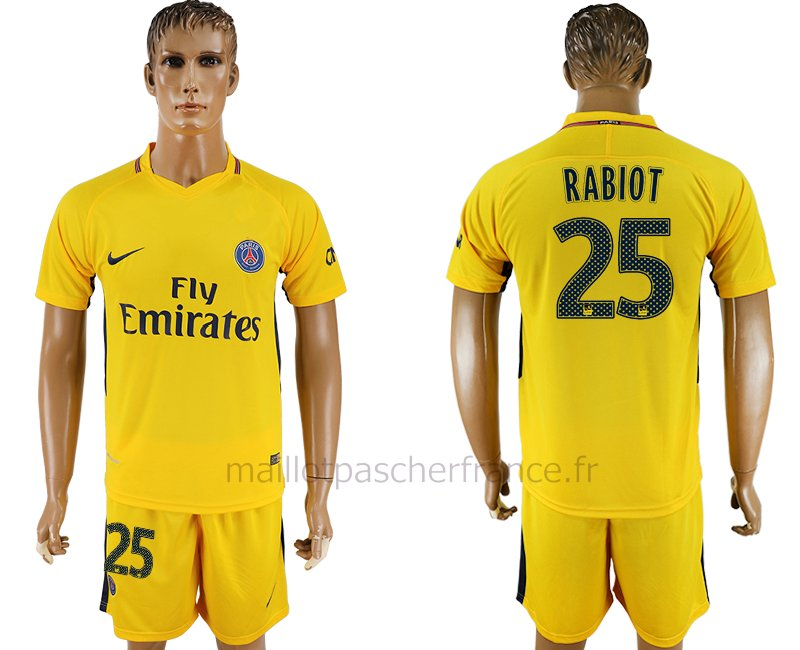 Maillot THIRD Paris Saint-Germain Adrien RABIOT