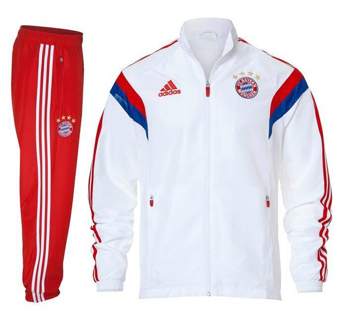 e0065ab4047 Détails. ensemble de foot FC Bayern München nouveau