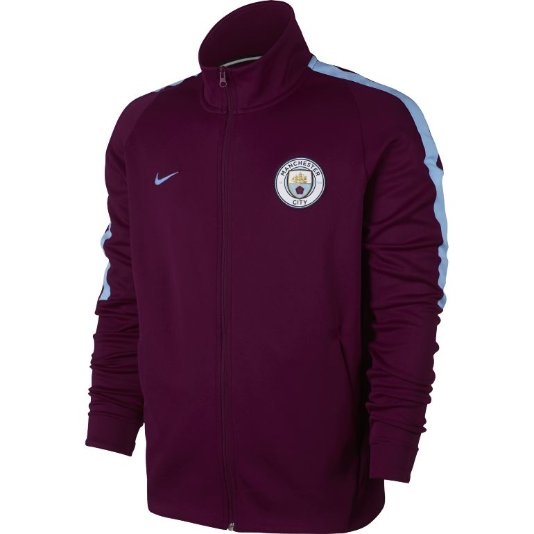 survetement Manchester City gilet